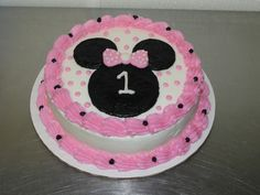 minnie+mouse+first+birthday+cakes | minnie mouse first birthday cake