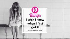 Ten things I wish I
