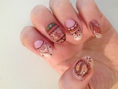 Coachella Nail Art - Style - NAILS Magazine