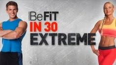 BeFit In 30 Extreme is a free, high-intensity, metabolic-conditioning workout program that focuses on power, agility, and strength to burn fat and build lean, toned muscle. Join Expert Trainers Scott Herman and Susan Becraft.