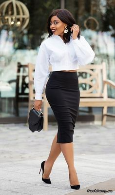 How To Style 10 Of The Most Sensational Winter Outfits Corporate Outfits, Corporate Fashion, Corporate Attire, Work Fashion, Fashion Outfits, Fashion Styles, Black Women Fashion, Womens Fashion, Classy Work Outfits