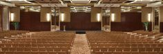 Hyatt Regency Qingdao - Ballroom Theatre - Design by Heitz Parsons Sadek