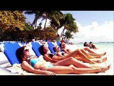 One Tree Hill filming at Palomino Island at El Conquistador Resort in Puerto Rico.