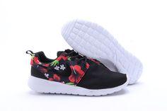 2016 Cheap Nike Roshe Run Man Black White Red NK-shoes409 Běžecké Boty Nike b2c462e5e67