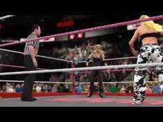 WWE2K17-DIVAS UNIVERSE-RAW-MAIN EVENT-NWO HOLLY B V TRISH STRATUS.