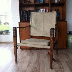 Kaare Klint Safari Chair Danish Design Mid by DanishModernAndMore, kr1800.00