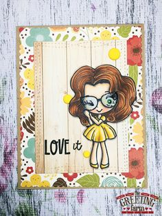 Inky Fairy Designs: The Greeting Farm OCTOBER New Release Preview - Love It