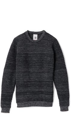 Classic SNS Herning Sweater charcoal