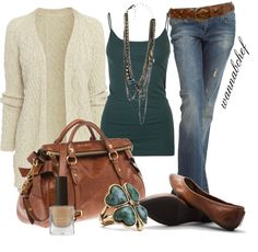 """""""Comfy and Casual"""" by wannabchef on Polyvore"""