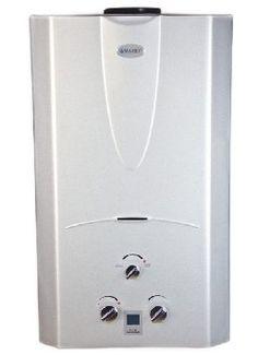 Marey Power Gas 16L 4.3 GPM Propane Gas Digital Panel Tankless Water Heater $735
