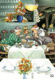 Mummot ravintolassa