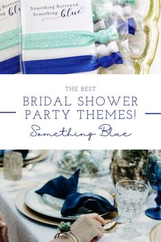 Plan the perfect bridal shower! Here are the BEST themes for 2021 / Bridal shower ideas / How to plan a Bridal Shower / Bridal Shower Inspiration / Lemon Bridal Shower / Garden / Southwest / Aloha / Something Blue / Tiffany's / Chanel / Adventure Awaits / Pearls of Wisdom Bridal Shower / Harry Potter / Friends Series / Pastel & Floral / Blush & Gold / Fiesta / Bohemian / Tea Party / Black & White Glam / Vogue Lingerie / Bubbles & Besties / Vintage Glamour / Scooped Up / Mint to Be / Rustic… Wedding Linens, Floral Wedding, Rustic Wedding, Something Blue Bridal, Blush Pink Weddings, Cool Themes, Bridal Shower Party, Blush And Gold, Party Themes