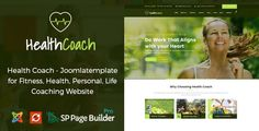 Health Coach - Joomla Template for Fitness, Health, Personal Life Coaching ⠀ We know that every business is different, that's why we have done deep research to build each blocks in Health Coach, and deliver this specifically to yours Health Coach – Joomla Theme can be used ... ⠀ # #cmsthemes #coaching #dietplan #dietitian #ecommerce #fitnes #healthbeauty #holistic #joomla #joomlabuff #lifecoach #mentor #nutrition #personaltrainer #themeforest #therapist #trainer #wellness #responsive #retai Ecommerce Template, Joomla Templates, Personal Life Coach, Coach Website, 22 November, Responsive Layout, Health Coach, Website Template, How To Look Better