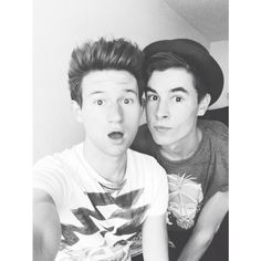 Ricky Dillion and Kian Lawley