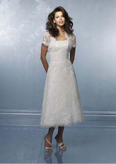 informal wedding dresses | TEA LENGTH INFORMAL WEDDING DRESSES | The Dress Shop