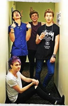 5SOS Preferences (5 Seconds Of Summer):48. He Hits You - Preferences about Calum, Ashton, Luke, and Micheal. (: