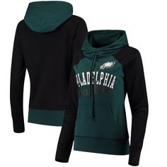 Nfl Philadelphia Eagles, Fly Eagles Fly, Nfl Shop, Funnel Neck, Hoodies, Sweatshirts, French Terry, Pullover, Sweatshirt