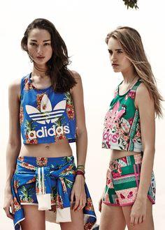 Adidas Originals x The Farm Company : les images de la collection ! | Glamour
