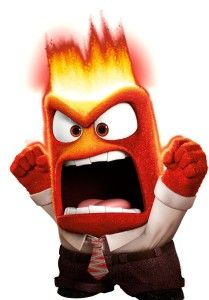 Anger (from Inside Out)