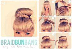 Braid Bun Bang