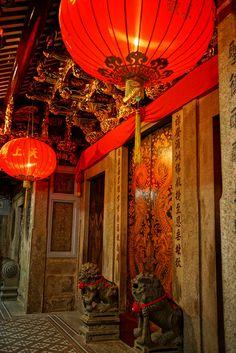 Tien Kok Temple Singapore - Unesco Asia Pacific Heritage Award.