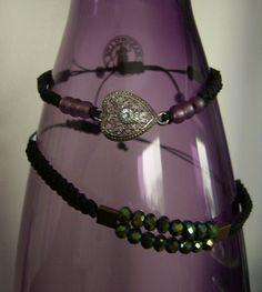 * Armbändchen * von crochet.jewels auf DaWanda.com