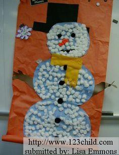 Snow Preschool Lesson Plans