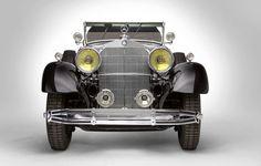 Mega-Star (W07): Damals wie heute ist das 1931er Mercedes 770 Cabriolet D ein absoluter Traumwagen - Classic - Mercedes-Fans - Das Magazin für Mercedes-Benz-Enthusiasten