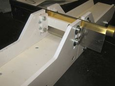 Fret Slotting Miter Box by Aiko Timmer