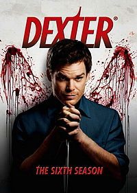 Dexter Season Six: I finally got around to watching this! The finale was another heart attack moment. Looking forward to watching season seven.