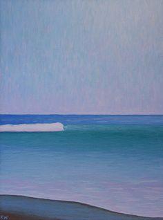 Composition 2 by Kurt Weismair Acrylic ~ x Composition, Waves, Outdoor, Art, Outdoors, Art Background, Kunst, Ocean Waves, Outdoor Games