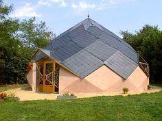 Zome-house