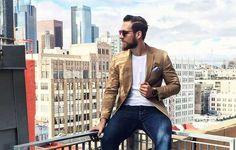 The 4 Best Ways to Wear a Sport Coat  http://www.menshealth.com/style/best-ways-to-wear-sport-coat