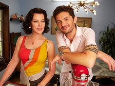 Debi Mazar and Gabriele Corcos Open a 15-Seat Restaurant in Brooklyn — Look…