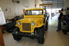1953 Willys CJ-3B - Photo submitted by Lonny Gimpel.