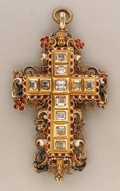 Germany 16th century cross