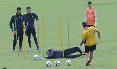 Planificación de trabajos para esta semana del BSC previo al duelo ante D.Quito