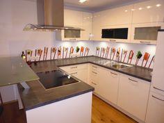 Küchenrückwand Plexiglas | Vintage shabby chic, Shabby and Kitchens
