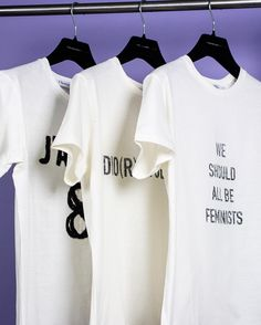 c5be2b64 Dior graphic t-shirts | We should all be feminists - J'adior Feminist
