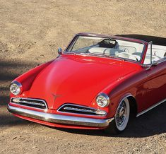 Car of the Week: 1953 Studebaker convertible - Old Cars Weekly