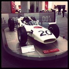 Japan's first F1 car, the 1964 #honda RA271 -JH #instacar #carporn #racing #japan - taken by @Kelly Forbau Smith Magazine - via http://instagramm.in