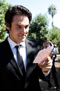 Love note before the wedding - 10 Ways to Surprise the Groom #wedding