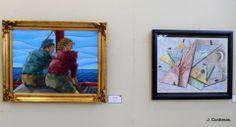 Varios Artistas - Trazos y Movmientos. Galería de Arte Benito Coquet, IMSS. México, DF. 2014