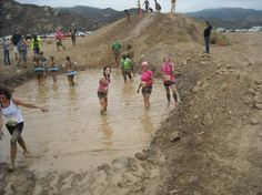 Mud Runs = The dirtiest fun you can have
