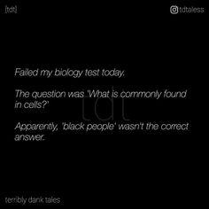 Dark humor #n*ggasblood