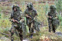 Finnish snipers