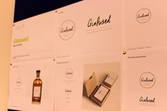 Design, Ginfused, branding identity