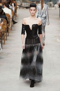 Chanel Fall 2013 Couture