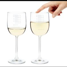 Musical wine glasses! All kinds of fun...