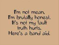 Truth hurts huh??